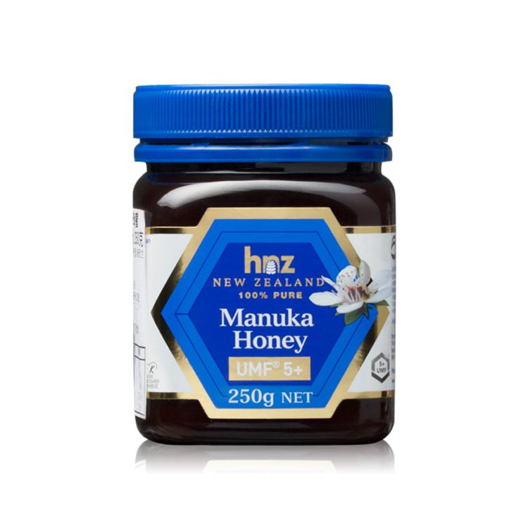 新西兰百年品牌HNZ赫纽珍 UMF 5+ 麦卢卡蜂蜜250g