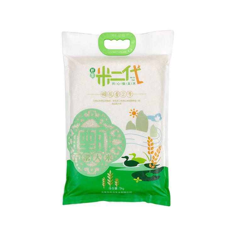 新生米二代 甄品东北五常稻花香5kg