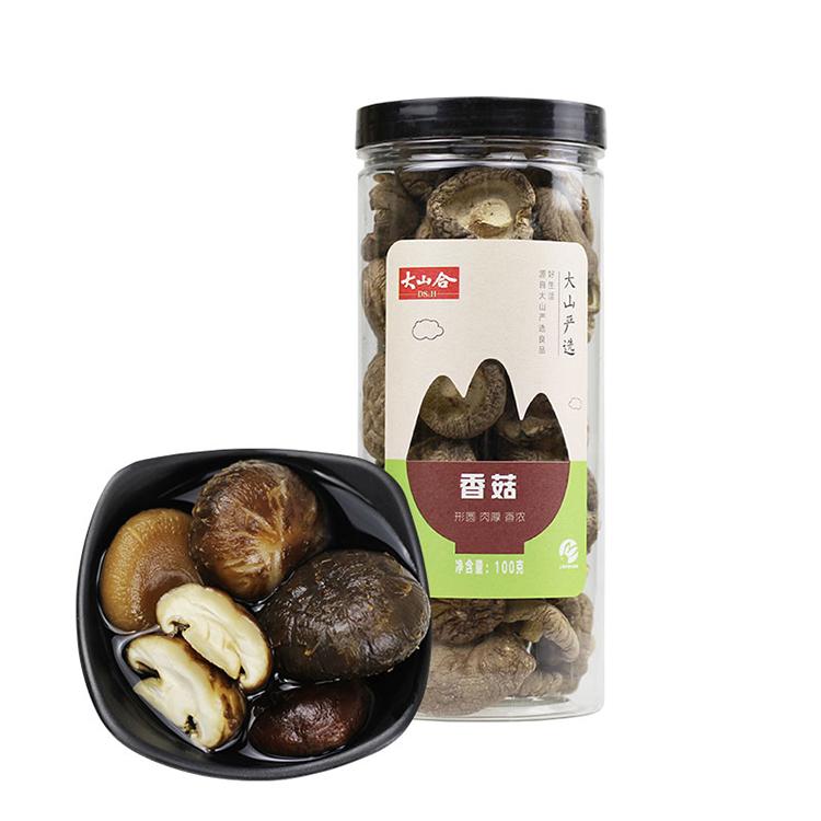 大山严选 香菇100g