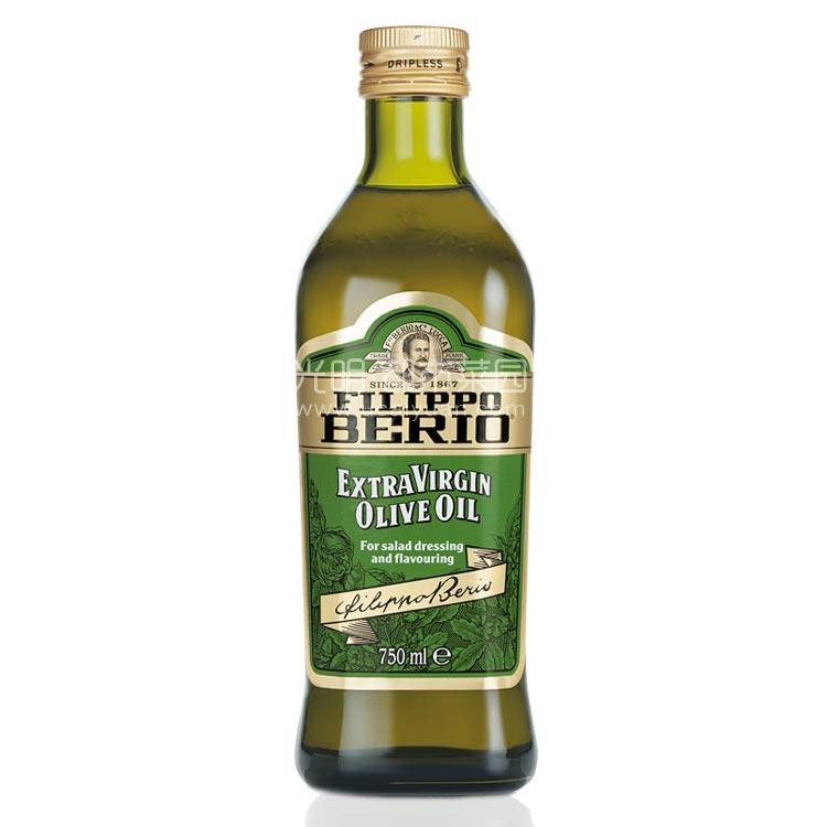 翡丽百瑞FILIPPO BERIO特级初榨橄榄油 750ml
