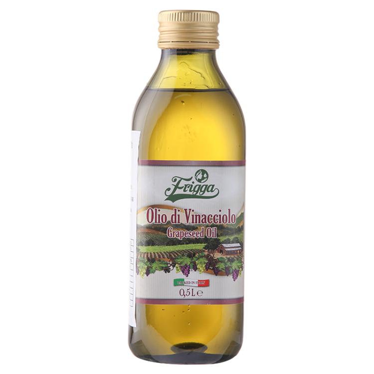 Frigga弗瑞嘉 意大利葡萄籽油 标准瓶500ml