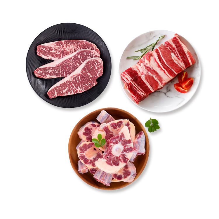 肉类组合500型F
