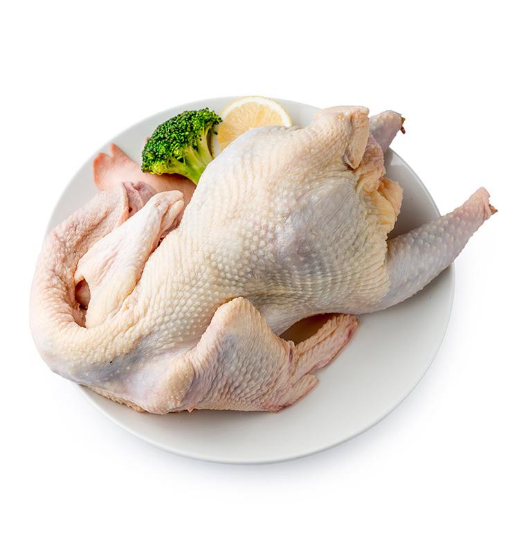 田园公社散养靓汤鸡1250g