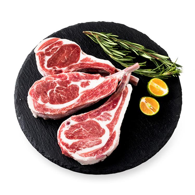 新西兰法式羔羊羊排350g