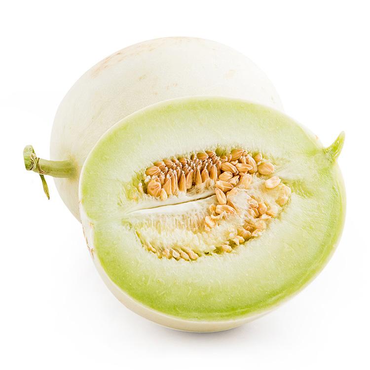 南汇精品玉菇甜瓜毛重5kg/箱 约3-5个