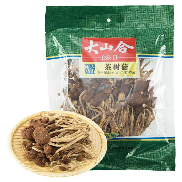 大山合 茶树菇 200g/袋