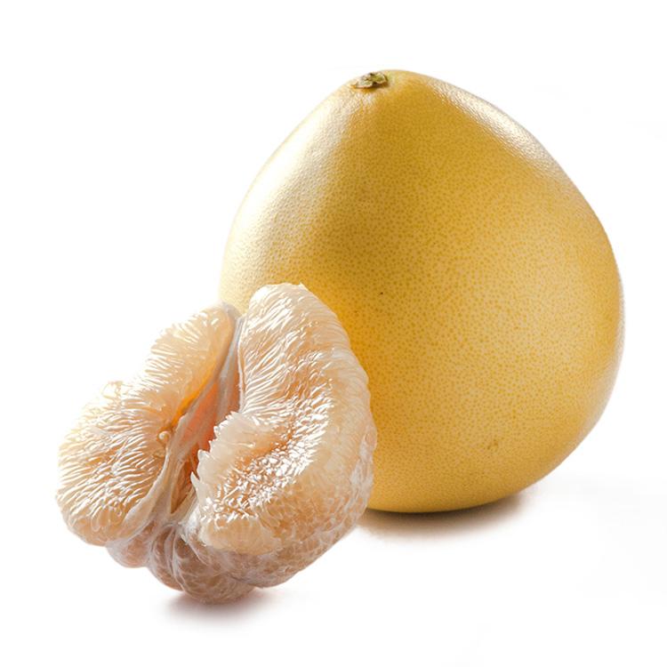 福建白心蜜柚2只装(单果约1kg)