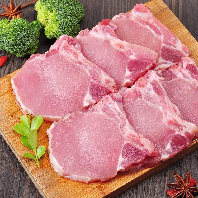 猪猪肉上海黑毛土状元大排500g猪腰世家在哪里图片