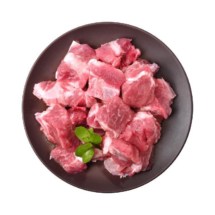 猪状元上海  黑毛土猪肉小排 500g