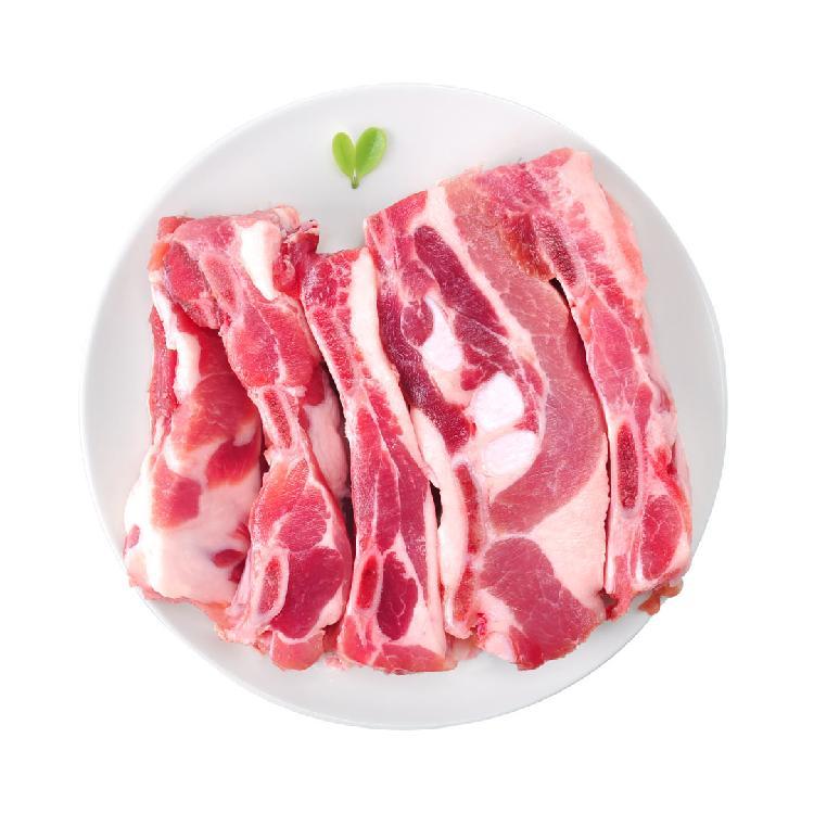 猪状元 黑毛土猪肉肉排 500g
