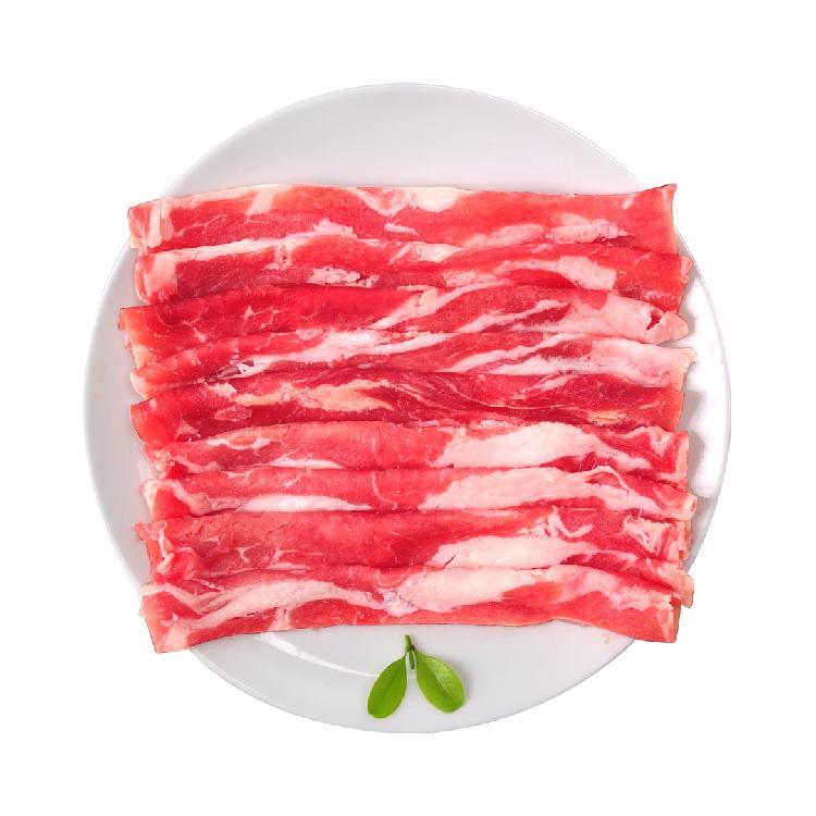 元圣 精制肥牛肉片 200g