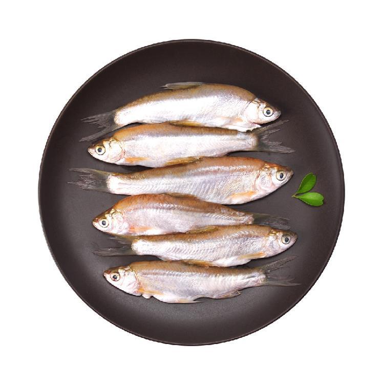 好余轩 丹江口野生餐条鲦鱼300g