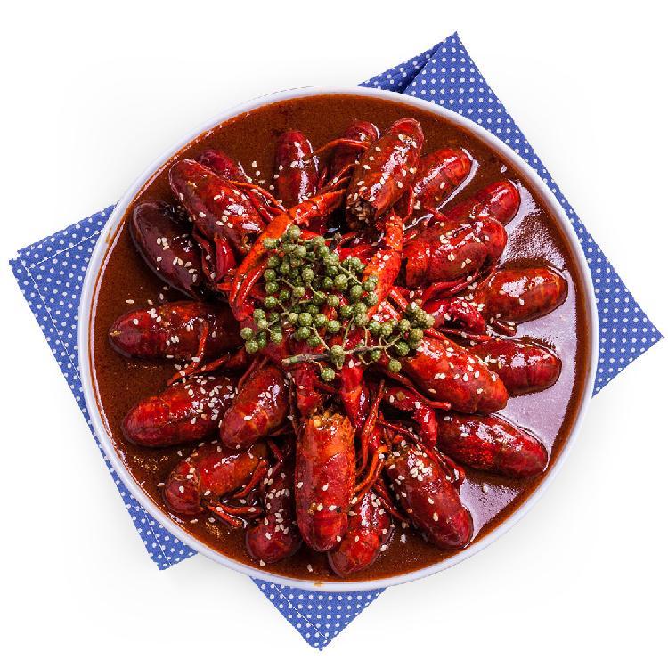 苏津 小龙虾熟食麻辣味4-6钱 3斤装