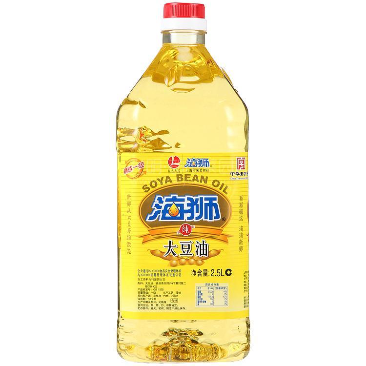 海狮 一级大豆油 2.5L
