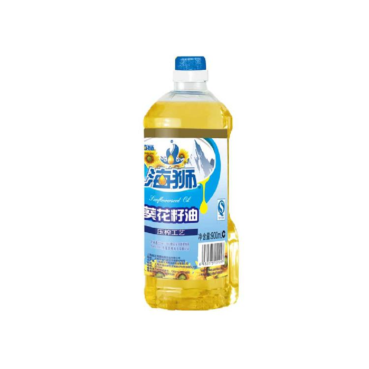 海狮 葵花籽油 900ml