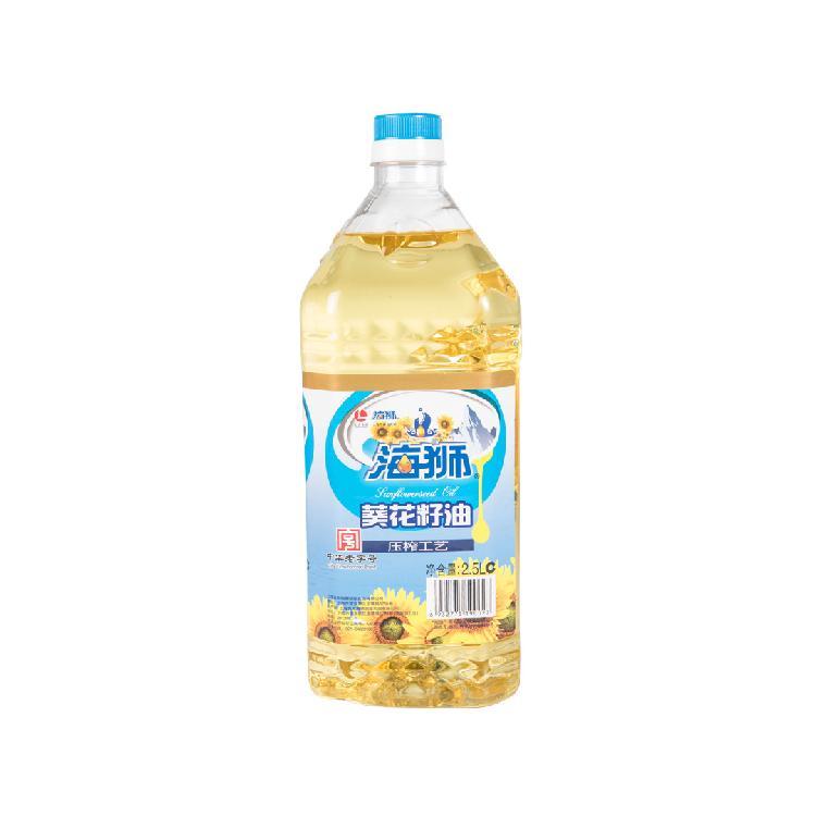 海狮 葵花籽油2.5L