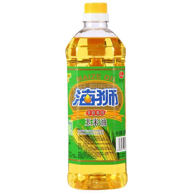 海狮 玉米油 900ml