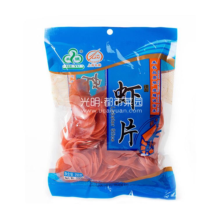 禾煜 虾片 250g