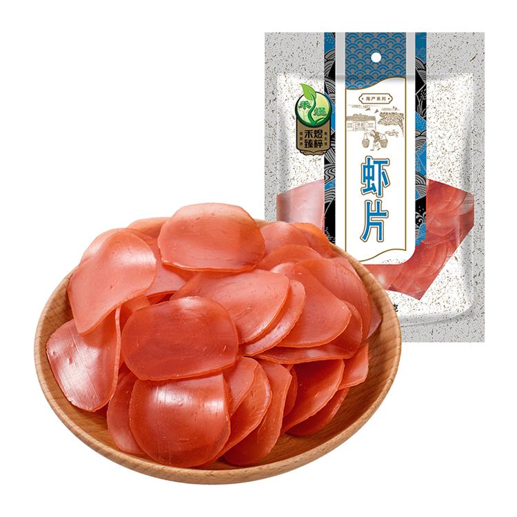 禾煜 虾片(精品)500g 油炸膨化零食