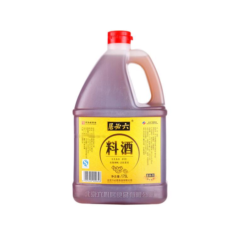 六必居 料酒 1.75L