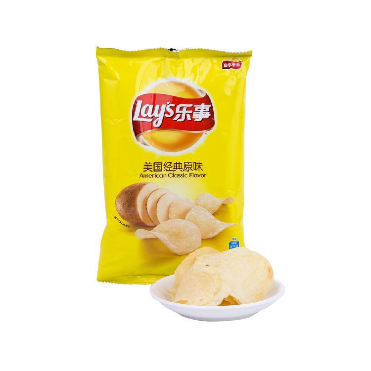乐事薯片 美国经典原味45g