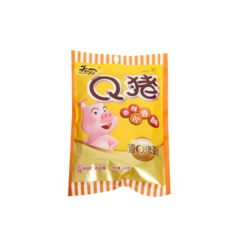 天喔 Q猪香辣小香肠 220g