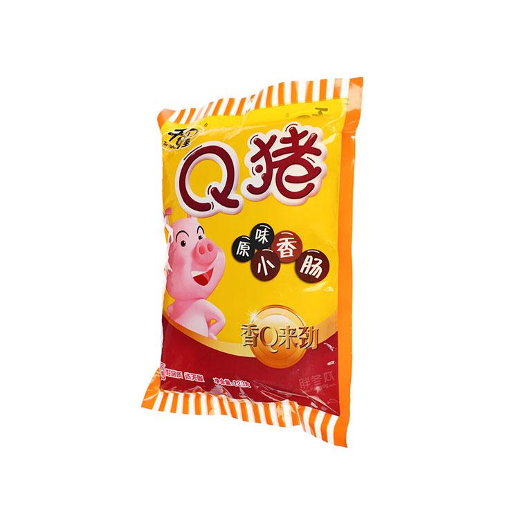 天喔 Q猪原味小香肠 220g