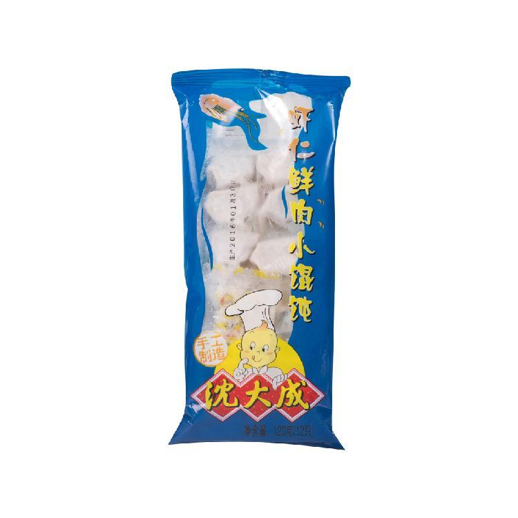 沈大成 鲜肉虾仁小馄饨 120g