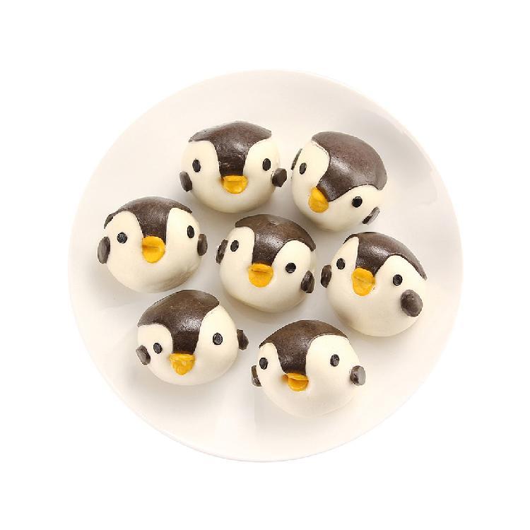 亚洲渔港 企鹅包(奶黄包)450g
