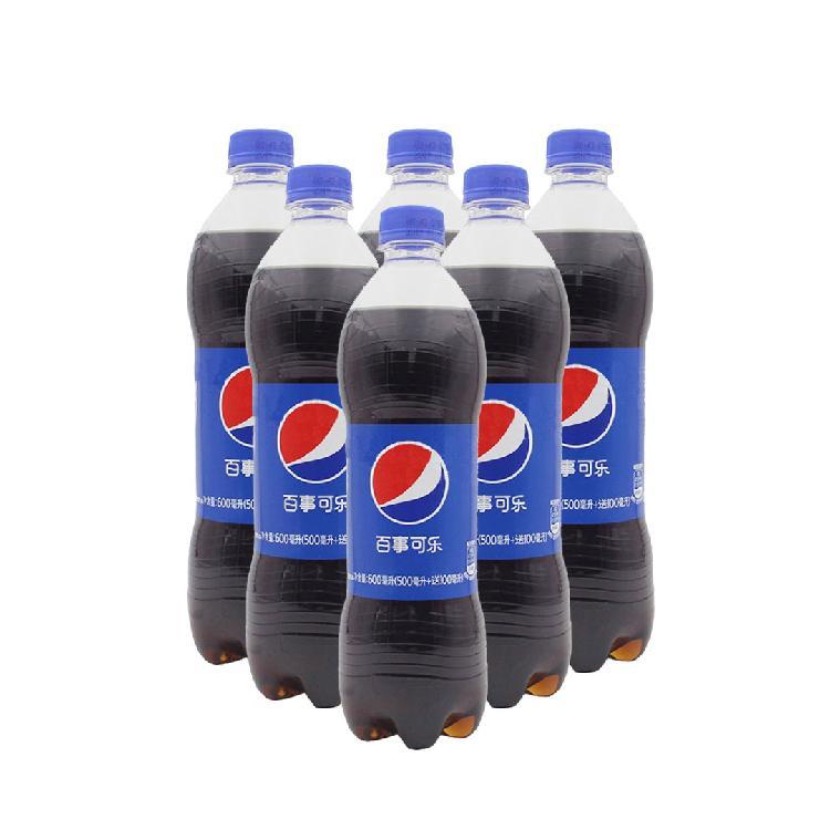 百事可乐 600ml*6