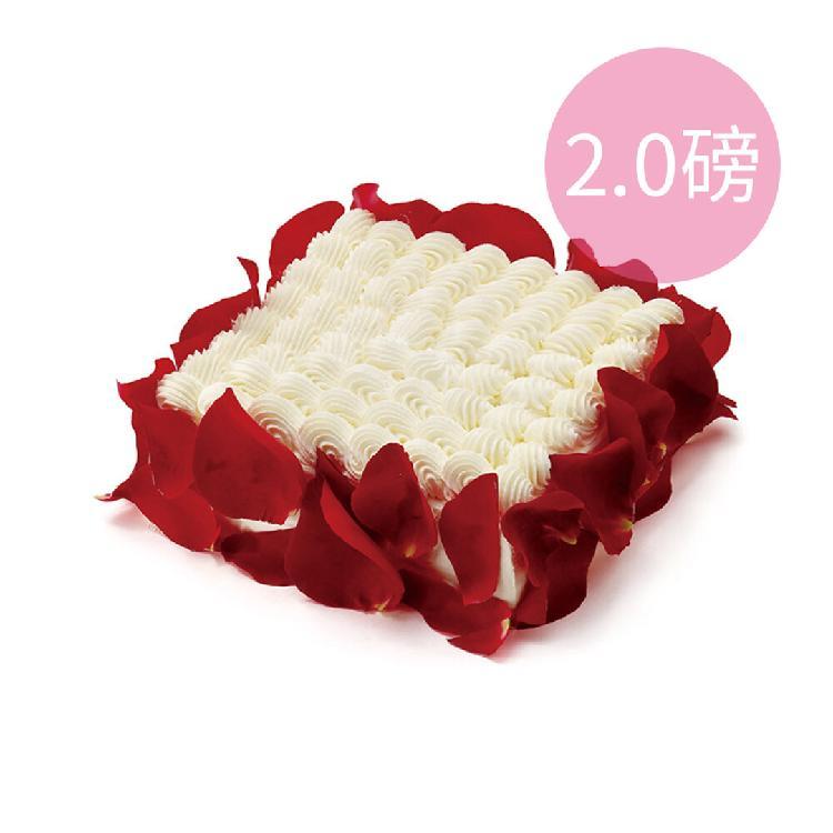 【6-8人份】21cake廿一客 百利甜情人蛋糕/2.0磅