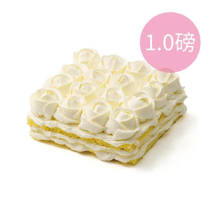 【3-4人份】21cake廿一客 朗姆芝士蛋糕/1.0磅