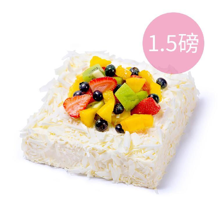【4-5人份】INCAKE 玛格丽特蛋糕/1.5磅