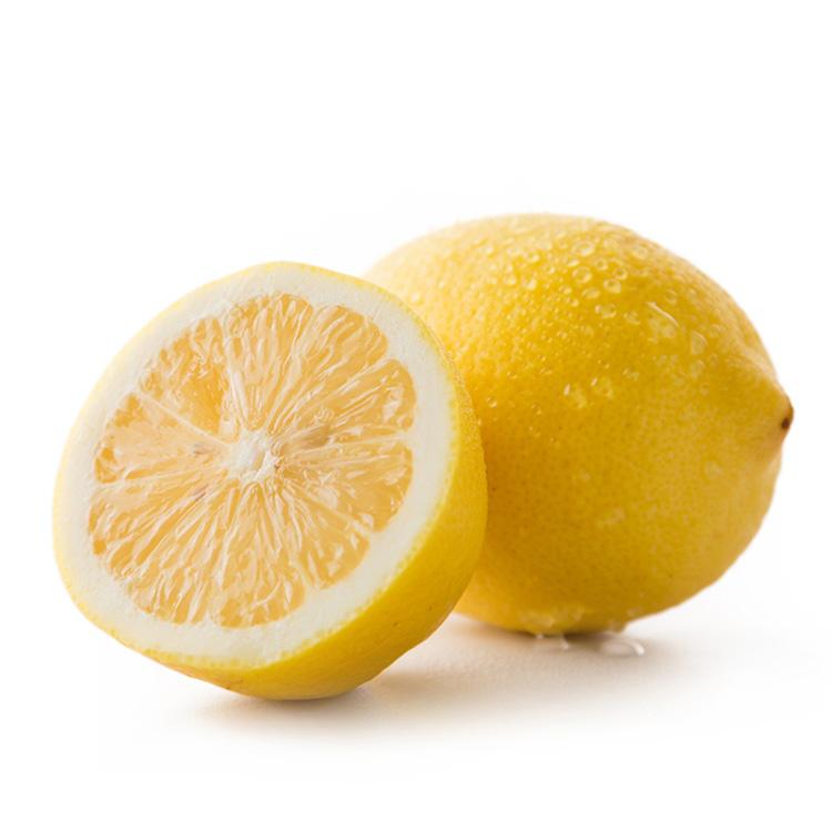 进口柠檬6只装(单果约100g)