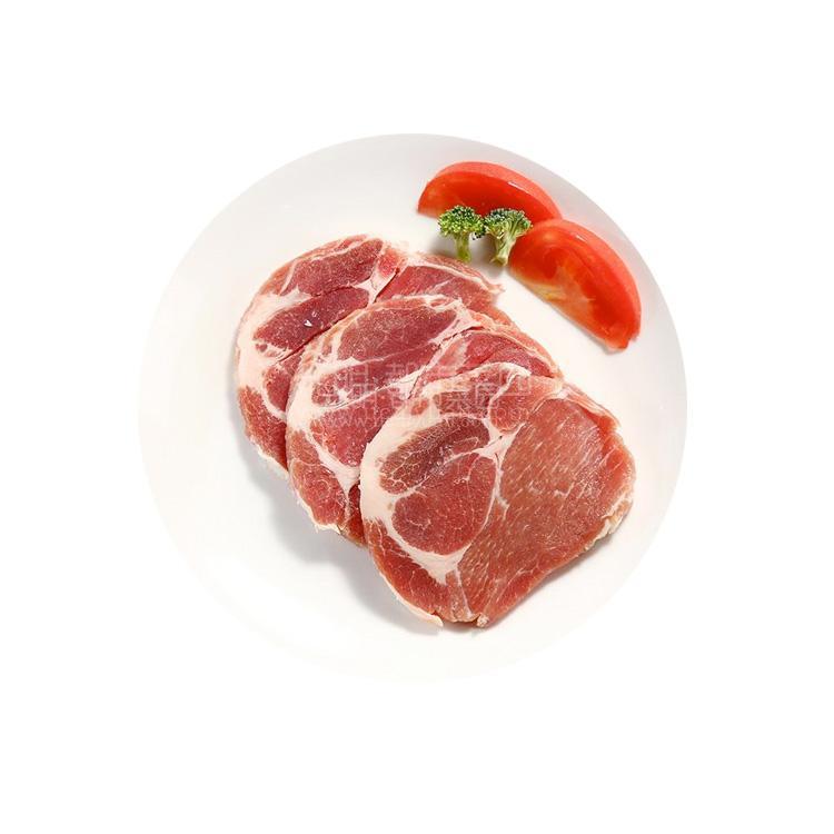 西班牙波拉瓦 猪梅花肉排 500g