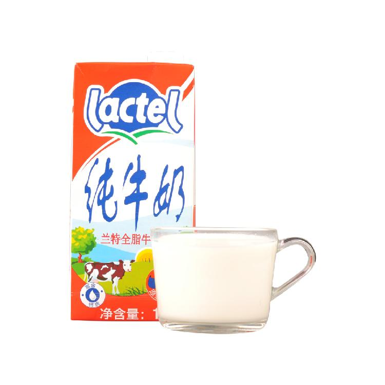 兰特全脂牛奶 1L