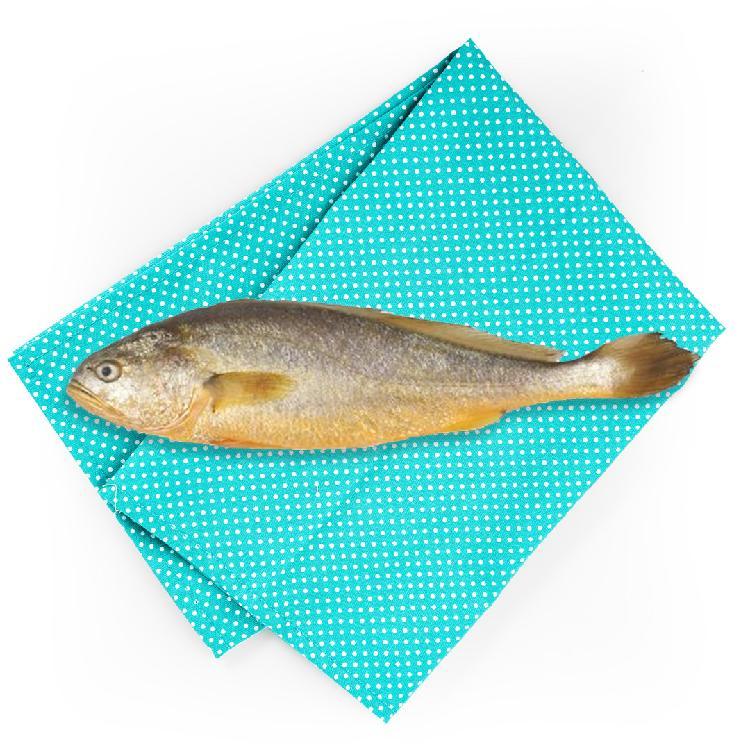 松盛堂 鲜冻黄花鱼250g