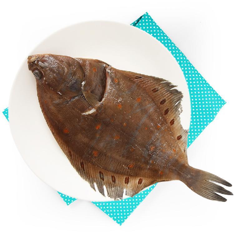 光明.都市菜园 鲽鱼 500g