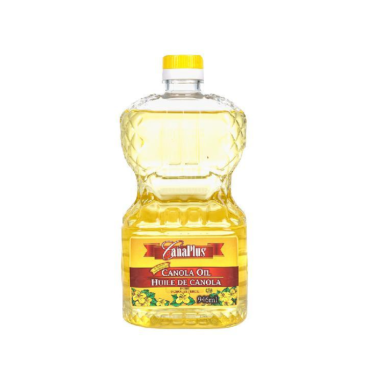 Canaplus 卡纳加芥花籽油(菜籽油)946ml