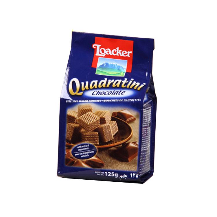 莱家 威化饼巧克力味250g