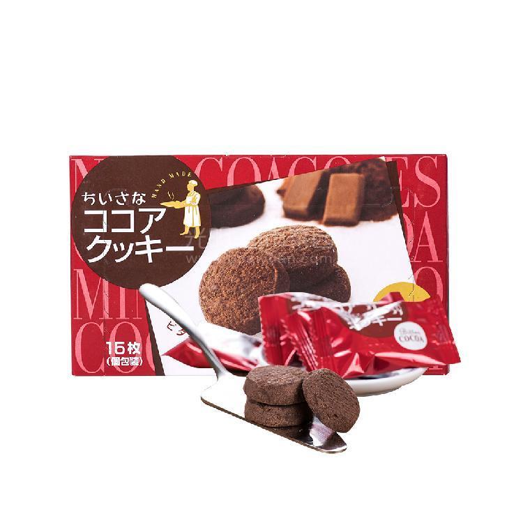 妃洛丽 迷你巧克力味曲奇饼干 90g