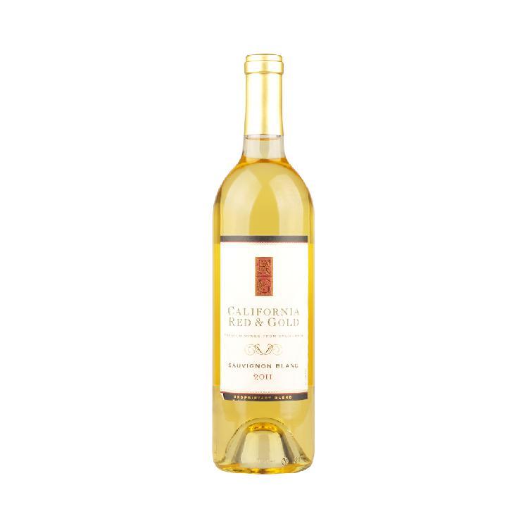 黄金加州红 白苏维翁干白葡萄酒750ml
