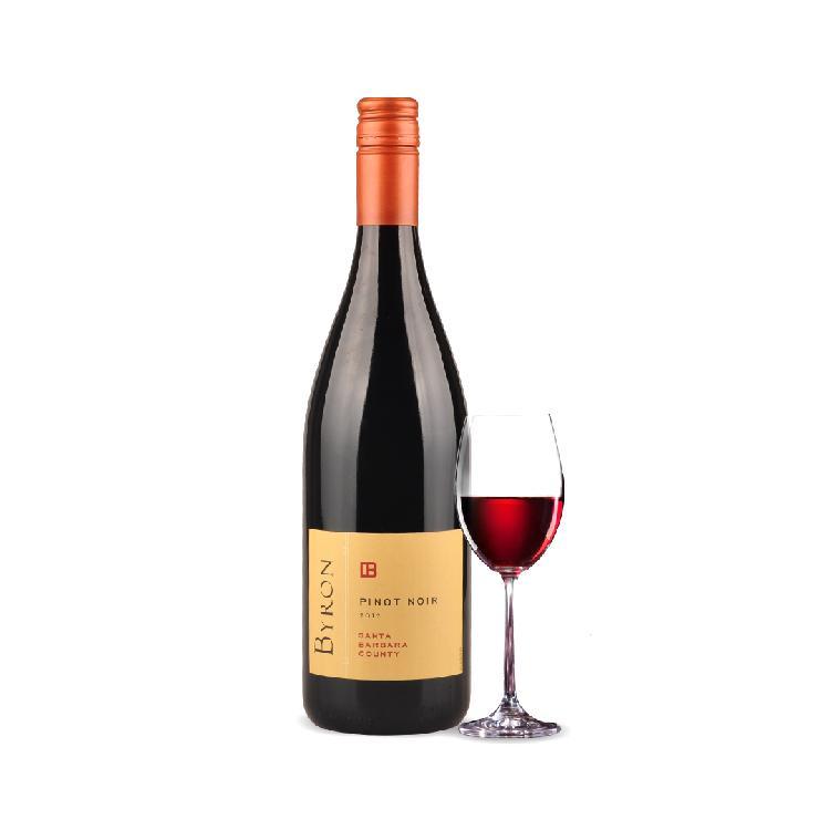 拜伦 黑皮诺干红葡萄酒750ml