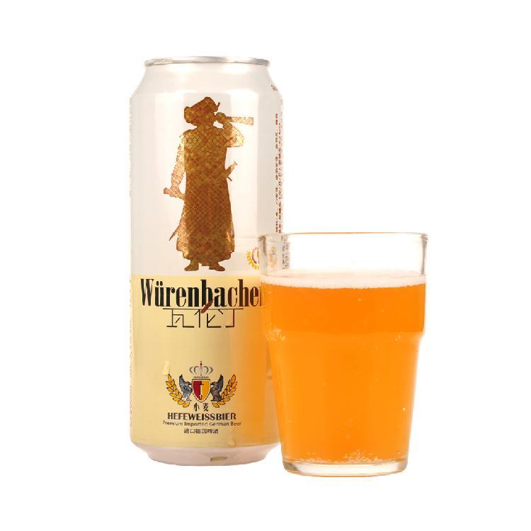 瓦伦丁 小麦啤酒500ml