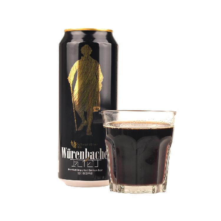 瓦伦丁 黑啤500ml