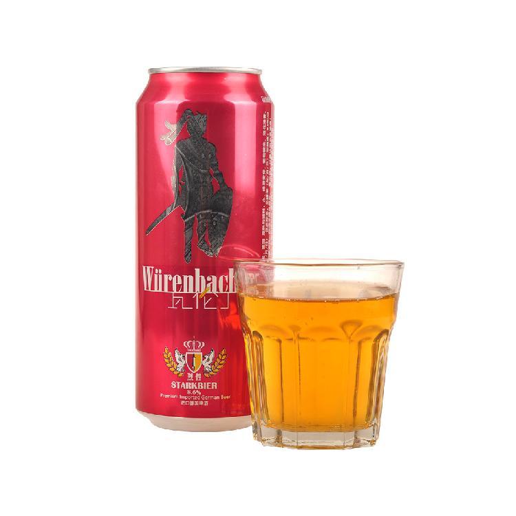 瓦伦丁 烈性啤酒500ml