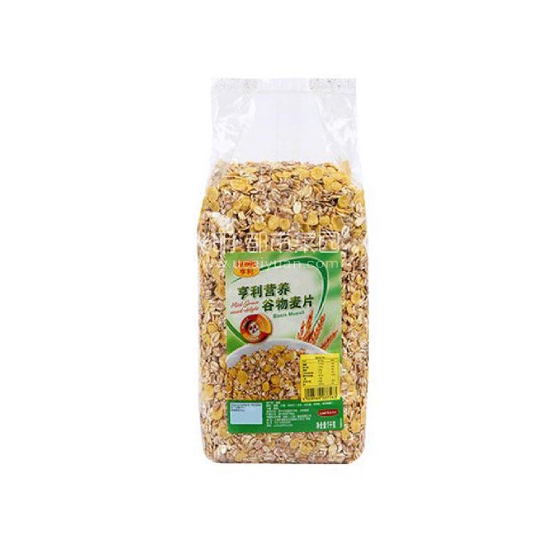 德国 亨利 营养谷物麦片 1kg