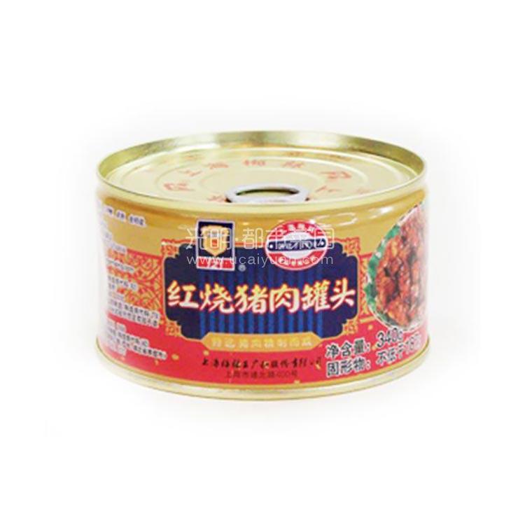 光明食品 梅林 红烧猪肉340g