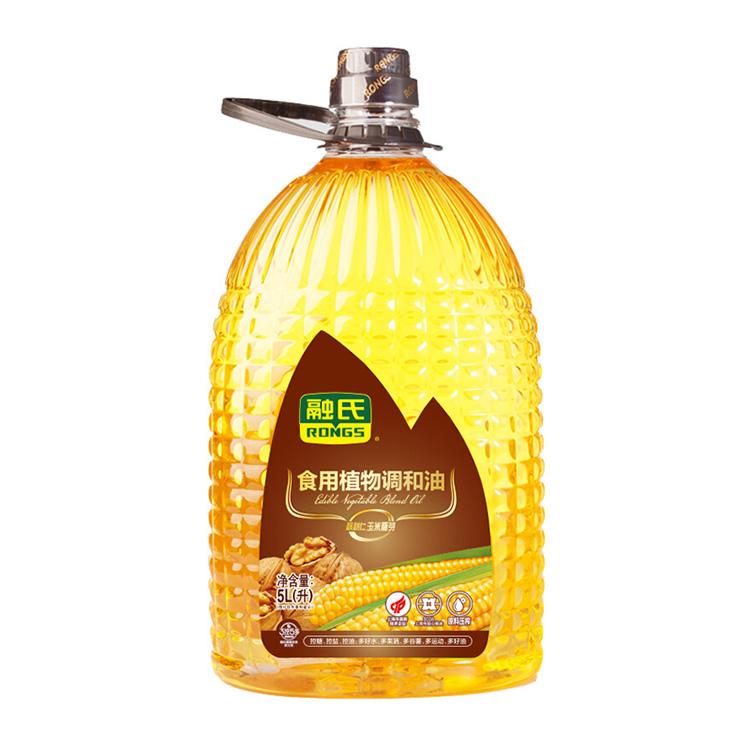 融氏 核桃玉米胚芽油5L