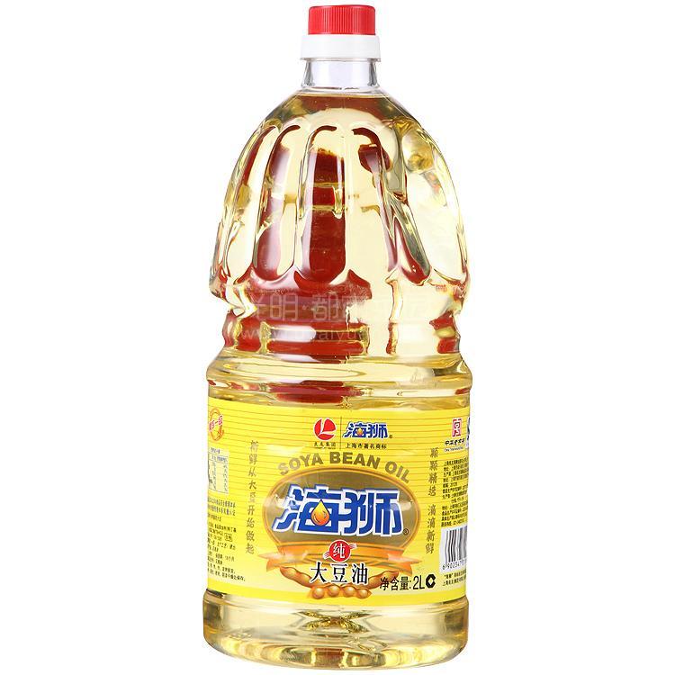 海狮 一级大豆油 2L